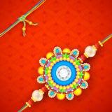 Raksha Bandhan background Stock Images