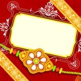 Raksha Bandhan background Royalty Free Stock Photography