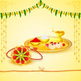 Raksha bandhan celebration Royalty Free Stock Photos