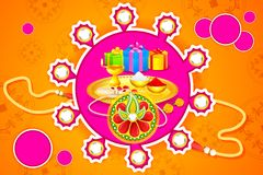 Raksha bandhan celebration Royalty Free Stock Image