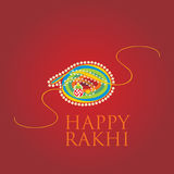 Raksha bandhan. Creative raksha bandhan concept vector illustration royalty free illustration