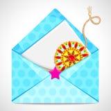 Raksha Bandhan in Envelop vector illustratie
