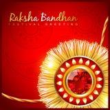 Raksha bandhan festival background Stock Image