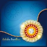 Raksha bandhan festival background Royalty Free Stock Image