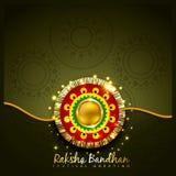 Raksha bandhan festival design Stock Images