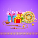 Raksha Bandhan Gift Stock Photography