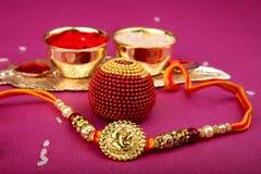 Raksha bandhan o Rakhi, un festival indio fotografía de archivo libre de regalías