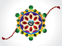 Raksha bandhan rakhi background Royalty Free Stock Images