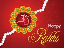 Raksha bandhan rakhi wallpaper Stock Image