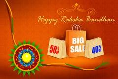 Raksha Bandhan Sale Stock Image