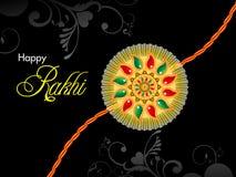 Raksha bandhan theme rakhi Royalty Free Stock Photo