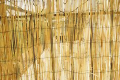 Rakt staket Texture Background Royaltyfria Bilder