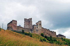 Rakvere castle in Estonia Stock Images