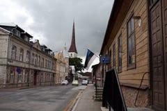 Rakvere L'Estonia Immagini Stock