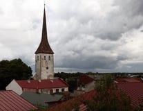 Rakvere L'Estonia Fotografie Stock