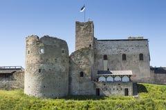 Rakvere-Schloss Stockbild