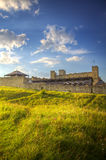 Rakvere-Schloss stockfoto