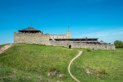 Rakvere Stronghold. Estonia, EU Royalty Free Stock Image