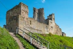 Rakvere Stronghold. Estonia, EU Royalty Free Stock Images
