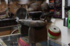 Ralador do coco Fotografia de Stock
