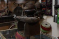 Ralador do coco Imagens de Stock
