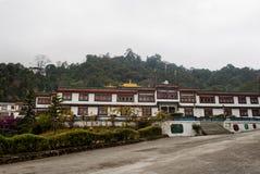 Ralang Monastery Stock Image