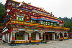 Ralang Monastery Royalty Free Stock Photos