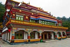 Ralang Monastery Royalty Free Stock Photos