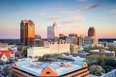 Raleigh Северная Каролина Стоковое Изображение