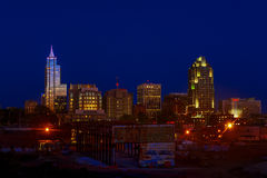 raleigh Imagem de Stock Royalty Free