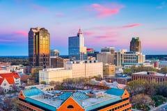 Raleigh, la Caroline du Nord, Etats-Unis photos libres de droits