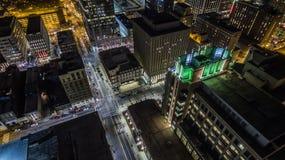 Raleigh, NC en diciembre Imagenes de archivo