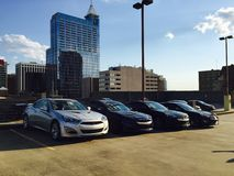 Raleigh, NC Stock Photo