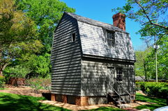 Raleigh, NC: President Andrews Johnson Birthplace Stock Photo