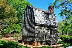 Raleigh, NC: President Andrews Johnson Birthplace Stock Photo