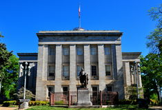 Raleigh NC: State Capitol Building Royalty Free Stock Images