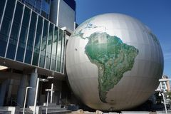 RALEIGH,NC/USA - 5-11-2018: The Museum of Natural Sciences in do Royalty Free Stock Photos
