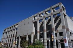 RALEIGH, NC/USA - 10-4-2017 : Carolina Museum du nord de l'histoire dans Raleigh North Carolina du centre photographie stock
