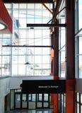 RALEIGH,NC/USA - 8-24-2018: View of the interior of Union Statio stock photos