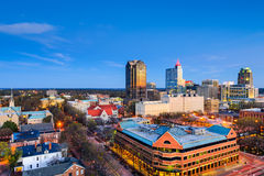 Raleigh North Carolina royalty free stock photo
