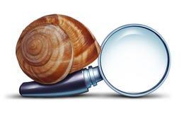 Ralentissez la recherche Images libres de droits