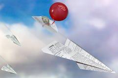 Ralentissez les remises d'impôts 2 Image stock
