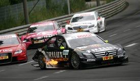 Ralf SCHUMACHER(DTMrace). Ralf SCHUMACHER(GER), DTM in GERMANY,Circuit Norisring, June 28. 2009, Trilux AMG Mercedes C-Klasse 09,#Trilux AMG Mercedes Stock Photos