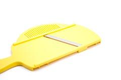 Rallador amarillo Fotos de archivo libres de regalías