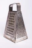 Rallador del metal del vintage agudeza Fotos de archivo