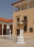 Ralli Museum in Caesarea. A large collection of South American art and several Salvador Dali originals Royalty Free Stock Photo