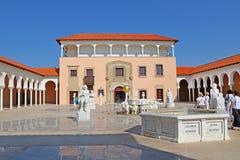 Ralli-Museumsyard, Caesar Stockfotografie