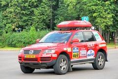 Ralli Silkway 2012 Images stock