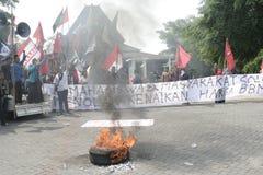Rallies Front Door Surakarta City Hall Royalty Free Stock Photo