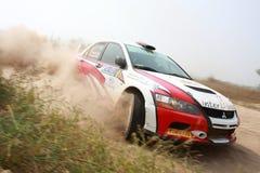 Rally Stock Photo